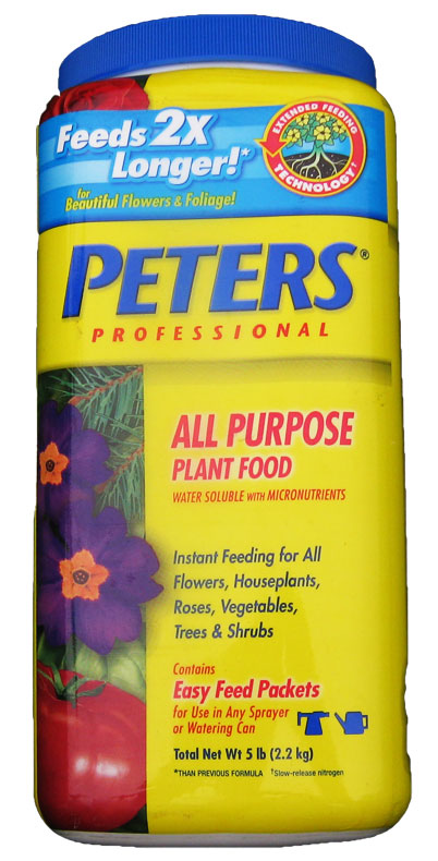 Peters Fertilizer