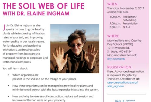 Soil-weboflife